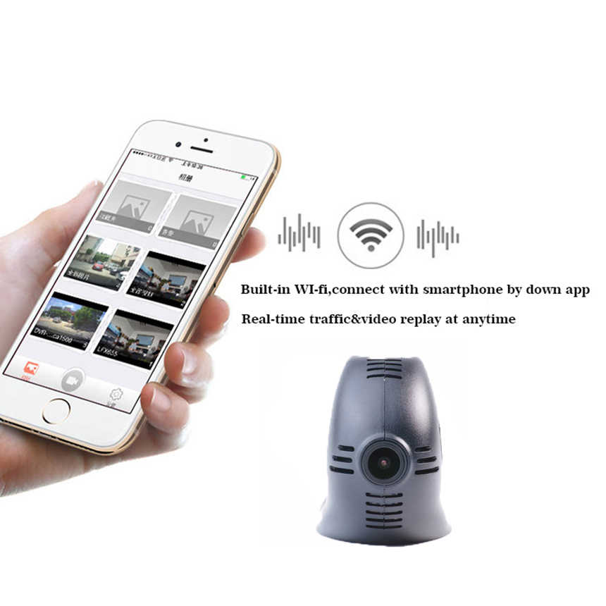 Detail Feedback Questions About Liislee Car Dvr Wifi Video Recorder