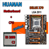 HUANAN Golden Deluxe Version X79 Gaming Motherboard For Intel LGA 2011 ATX Combos E5 2690 C2