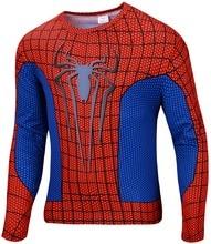 One Piece O neck Long Sleeve T shirt Captain America Superman Star Wars Dollar Price Men