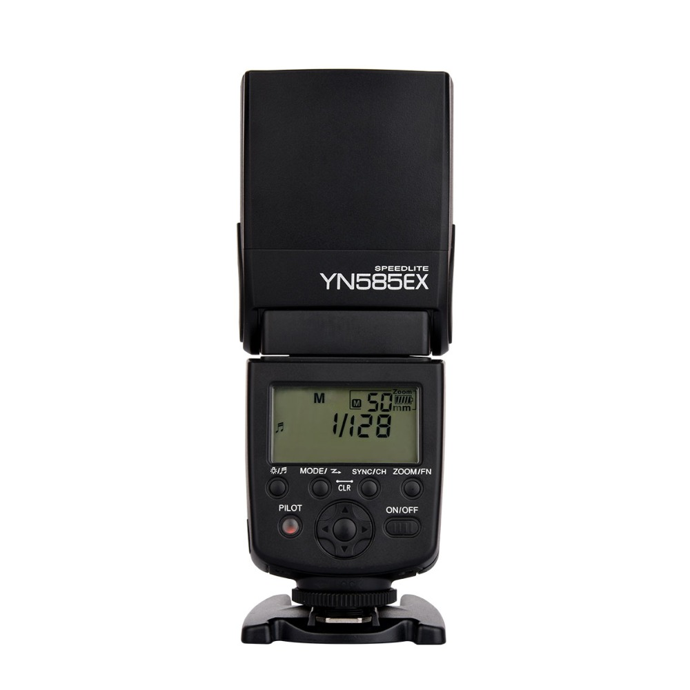 New listing Yongnuo Wireless Flash Speedlite YN585EX P TTL for Pentax K3II K5 K50 KS2 K100