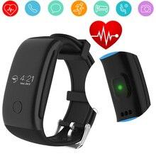 Gzdl Bluetooth Smart часы сна монитор сердечного ритма шагомер здоровья фитнес-трекер активности браслет спортивный браслет WT8100