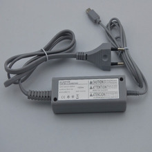 US/EU Plug 100-240V Home Wall Power Supply AC Charger Adapter for Nintendo WiiU Wii U Gamepad Controller joypad