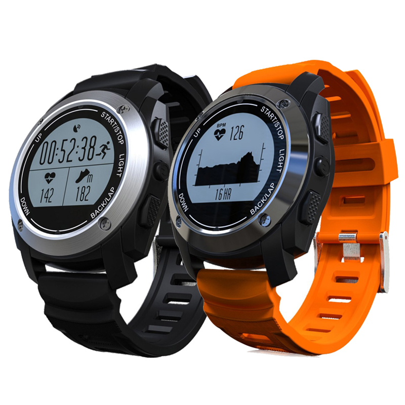 S928 GPS Outdoor Sports Smart Watch Bluetooth Band Support Call Message Heart Rate Monitor Smartwatch for Android IOS Phone