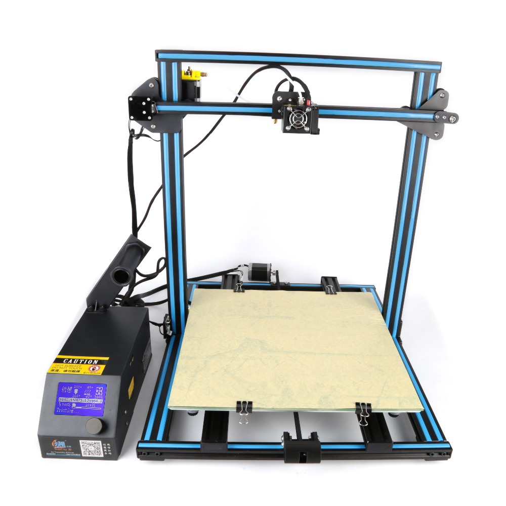 Creality CR-10 S5 large printing size DIY desktop 3D printer - Office Electronics - Photo 5