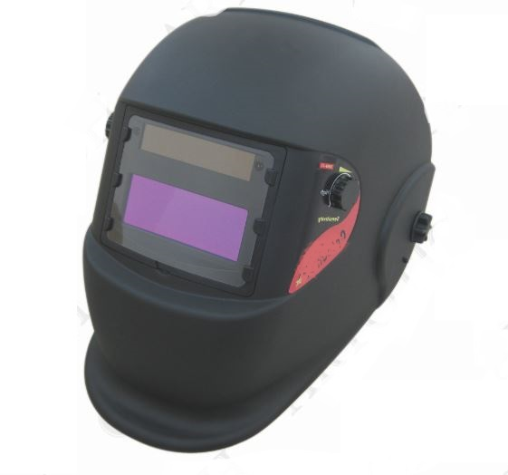 Welding Helmet Expert Mask Welder Hat Cap Solar Auto Darkening 95*36mm MIG TIG MMA Plasma Grinding Optical 1211 9-13 CE ANSI CSA new solar power auto darkening welding mask helmet eyes shield goggle welder glasses workplace safety