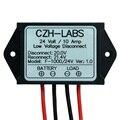 Módulo de Desconexión por bajo Voltaje LVD, 24 V 10A, proteger/Prolongar La Vida de La Batería.