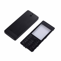 New Metal Housing For Nokia 515 RM 952 Front Frame Battery Door Back Cover Russian Keypad