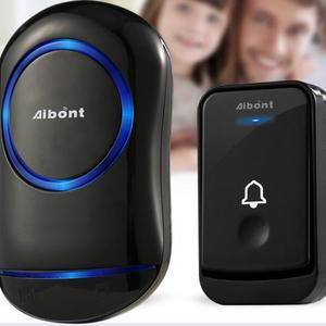 Household wireless doorbell AC