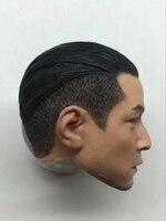 New 1/6 Daniel Wu Head Sculpt Overheard Joe Szema Headplay fit for Phicen JIAOUL HOT TOY Body Figures