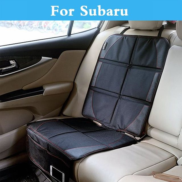 New Car Front Seat Covers Anti Slip Protector Cushion Mat For Subaru Alcyone BRZ Dex