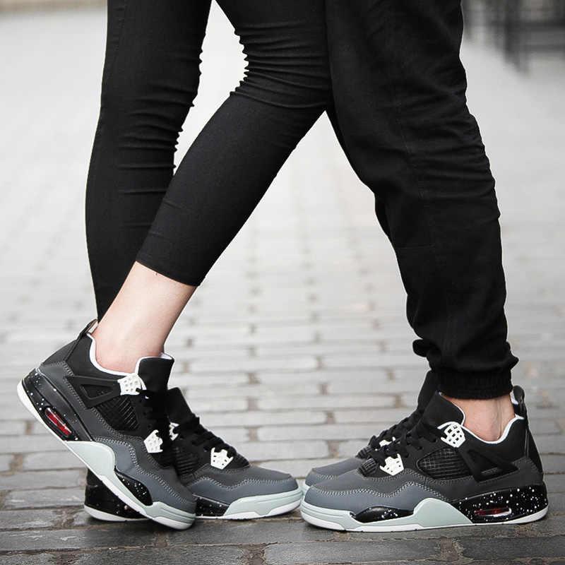 Mannen Vrouwen Basketbal Schoenen Ademend Jordan Licht Training Sneakers Demping Antislip Paar Jordan Schoenen Mand Homme Sport