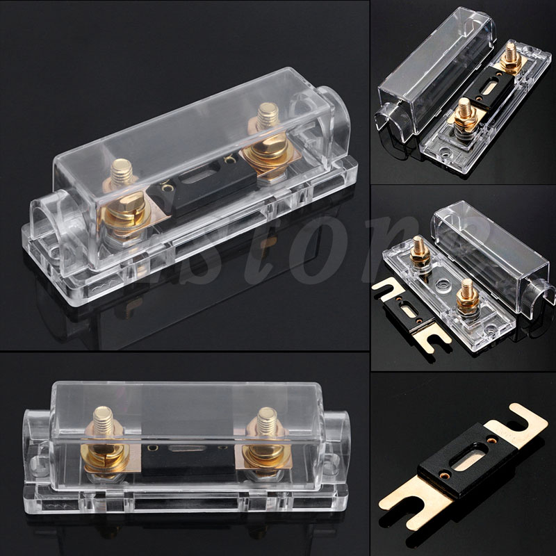 online buy whole anl fuse holder from anl fuse holder car fuse boxes anl fuse box holder distribution inline 0 4 8 ga positive 300amp