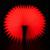 LLEVÓ la Lámpara del Libro Del Tirón de Carga USB Decorativo Plegable Libro Luz 6 Horas Tiempo de Iluminación Rojo/Blanco/Caliente/azul 4 Opciones de Lámparas de Mesa