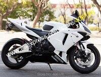 Hot Sales,For Honda Parts CBR600RR 03 04 CBR 600RR F5 CBR600 RR 2003 2004 White Black Motorbike Fairing Kit (Injection molding)