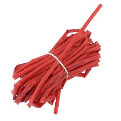 4mm Dia Ratio 2:1 Heat Shrinkable Tube Shrink Tubing 10M Red clear 2 1 ratio 1m 3 3ft 2mm dia heat shrinkable tube 19 pieces