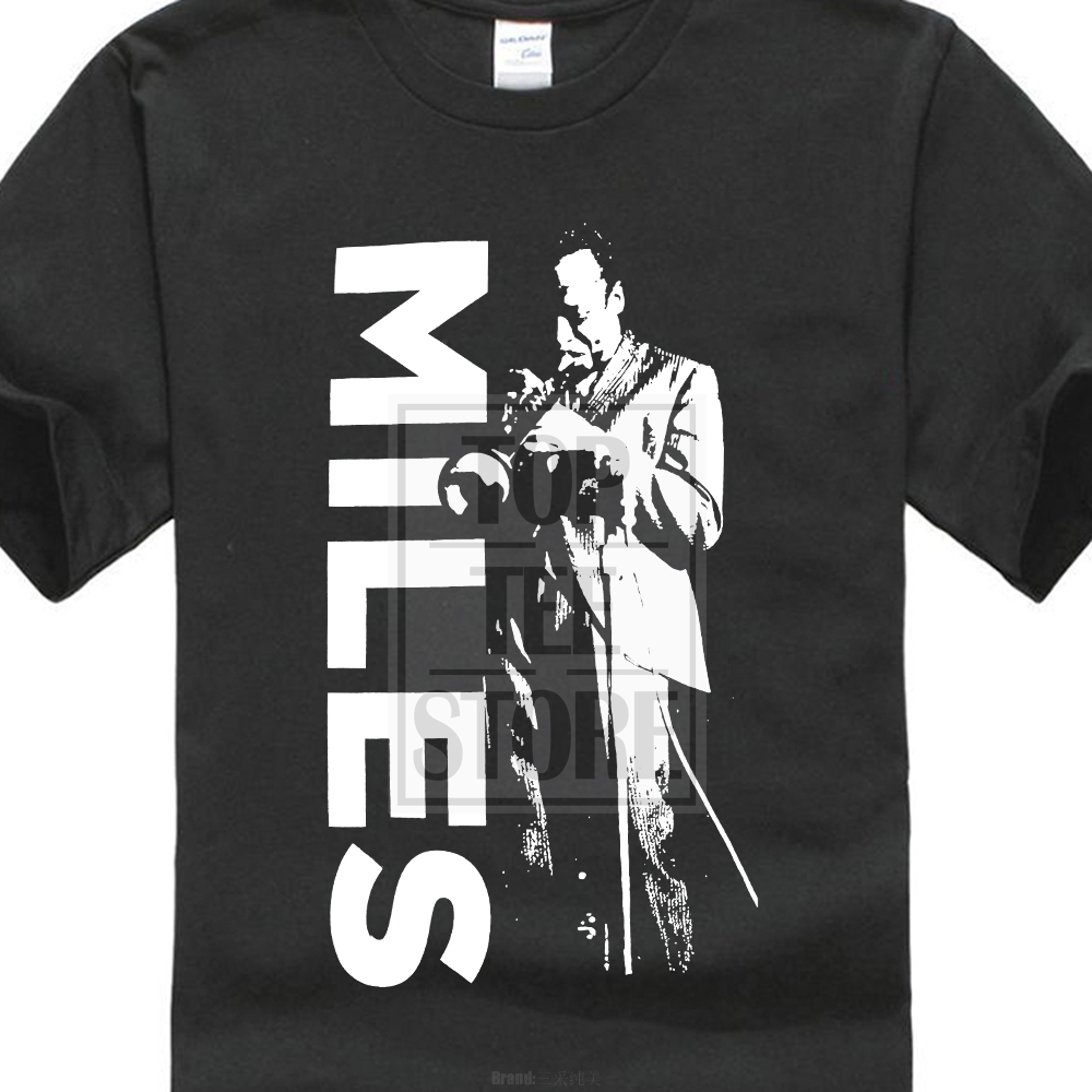 Aliexpress Buy Custom Design T Shirts Miles Davis Oversized
