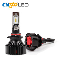 CN360 2PCS LED Car Lamp 9005 HB3 High Power 8000Lumens Super Bright Headlights LED 12V White