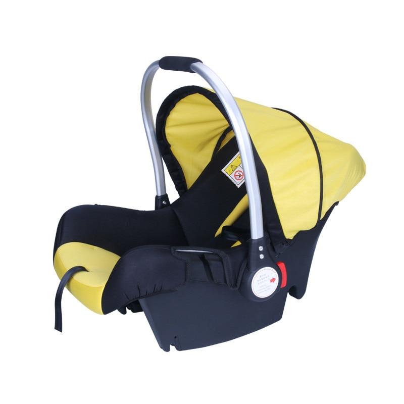 Fyra färger Spädbarn-Stil Säkerhetsbilsäte Barnvagnssäte Bärbar - Barnsäkerhet - Foto 4