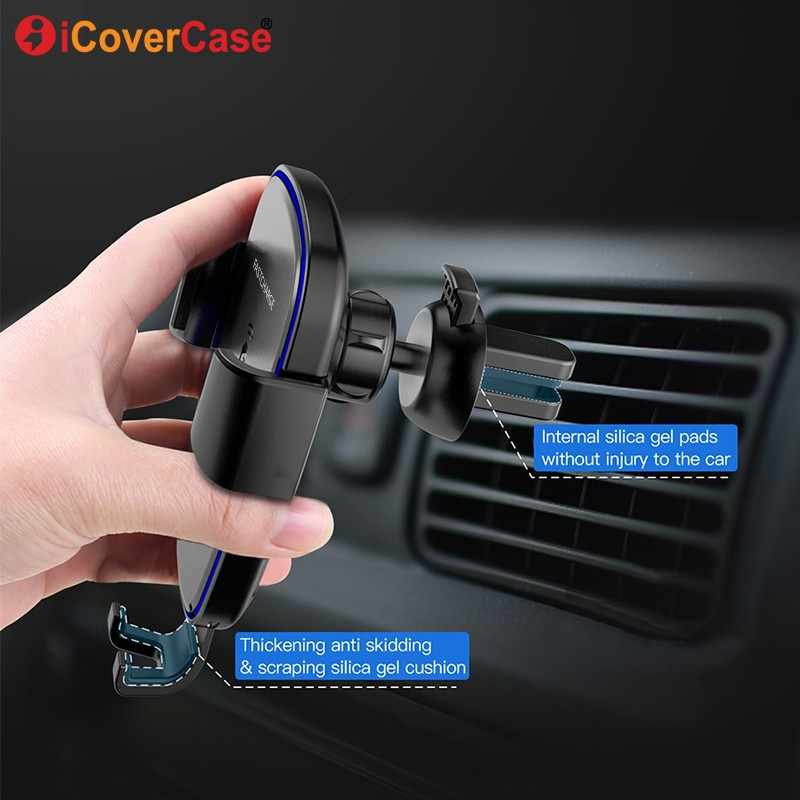 Car Charger For Samsung Galaxy A3 A5 A7 2017 A8 A8+ Plus A9 Star A6 A6+ 2018 Charger Wireless Qi Receiver Air Vent Mount Charge