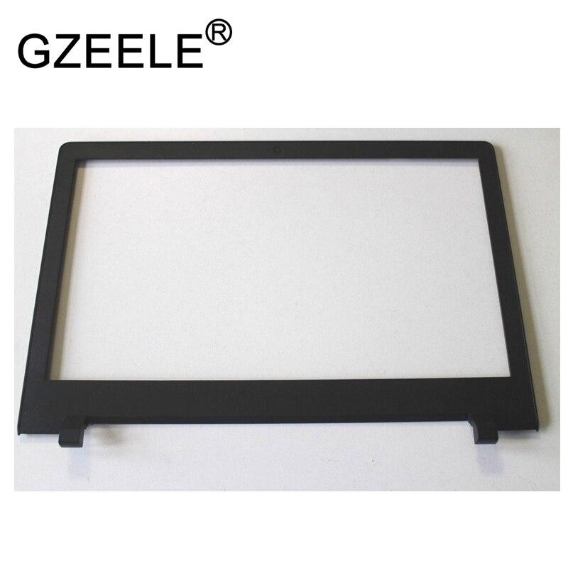 GZEELE nouveau pour Lenovo IdeaPad 110-15ISK LCD avant lunette écran revêtement d'habillage ordinateur portable - 2