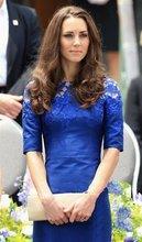 Maphia Cocktail Dresses Celebrity 2017 Half Sleeve Jewel Short Satin Lace Appliques Knee Length Party vestidos de fiesta Dress