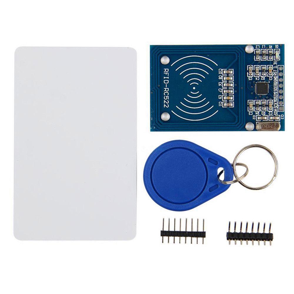 RC522 Card Read Antenna RF RFID Reader IC Card Proximity Module MFRC-522 цена