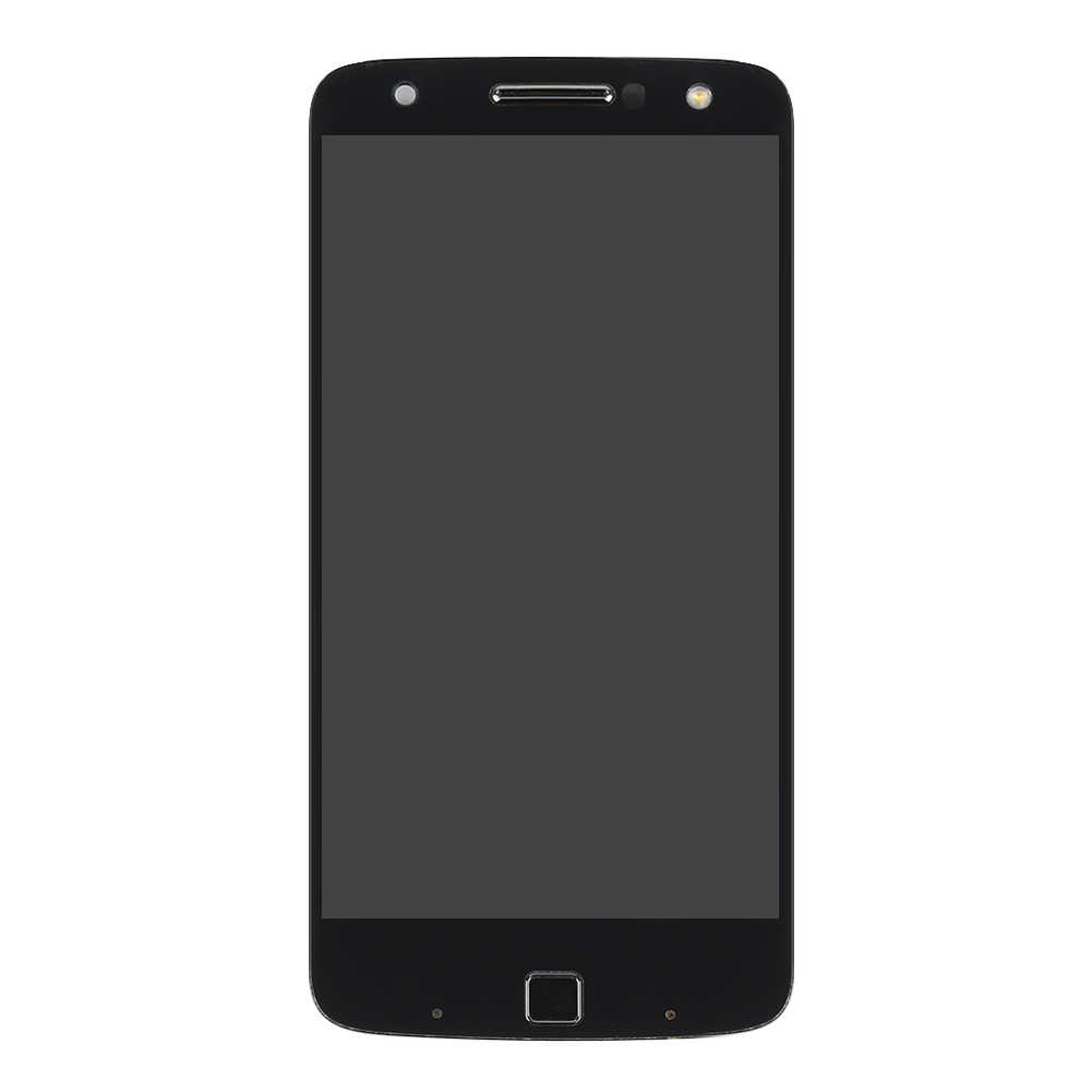 For Motorola Moto Z Force Droid LCD Display XT1650 x1650-02 LCD Touch  Screen Digitizer with Frame For Moto Z Force Droid Display