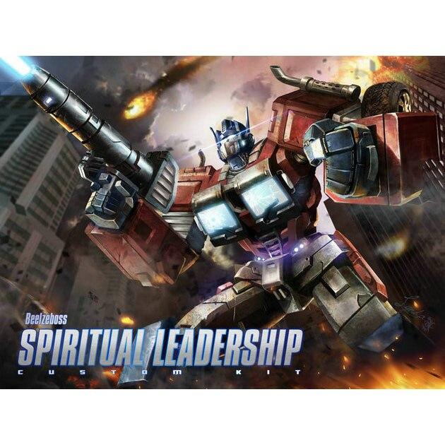 ( IN STOCK ) Beelzeboss - BLZ-08 - Spiritual Leadership Custom Kit