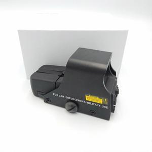 Image 2 - 戦術的な 551 ホロサイトミニリフレックスレッド光学照準ライフルスコープ狩猟エアガン 20 ミリメートルマウントドロップシッピング