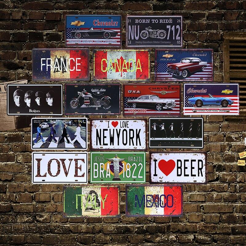 Hanging Letters Wall Decor Monogram Bronze Look Metal Art Scrollwork Frame Best Model