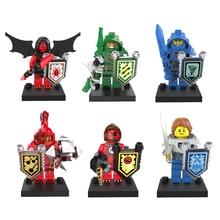 Single Sale Minifigures Marvel Super Hero Avengers Deadpool Batman Building Blocks Sets Bricks Kids Toys legoelieds Compatible