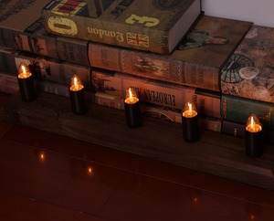Image 5 - GANRILAND E14 LED Âm Trần Bóng Đèn E12 E14 220 V 0.5 W 1 W ĐÈN LED 2 W Đèn LED Dây Tóc Ban Đêm đèn Treo Pha Lê LED Edison Bóng C7 T20 T22