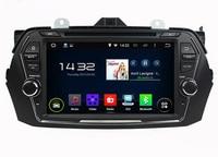 Quad core Android 7.1 DVD GPS radio Navigation for Maruti Suzuki Ciaz 2014 2016 with 4G/Wifi DVR OBD mirror link