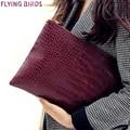 ЛЕТЯЩИЕ ПТИЦЫ женщины бренды сцепления портмоне кожаные сумки элегантных женщин конверт сумка партии сумки высокое качество сумочка LM4131fb