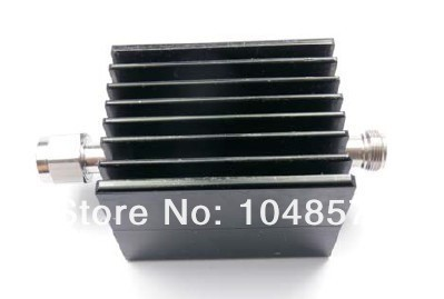 Free Shipping DC-3GHz 50W 6dB RF AttenuatorFree Shipping DC-3GHz 50W 6dB RF Attenuator