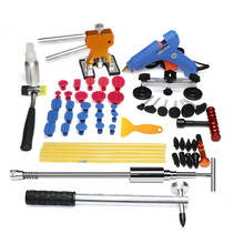 16 pcs set internal bore bearing puller removal kit inner hole slide hammer puller auto repair multi functional hardware tools PDR tools Car Dent Repair Tool set Slide Hammer Glue Gun Dent Puller 45pcs auto body repair tools Dent removal tool kit