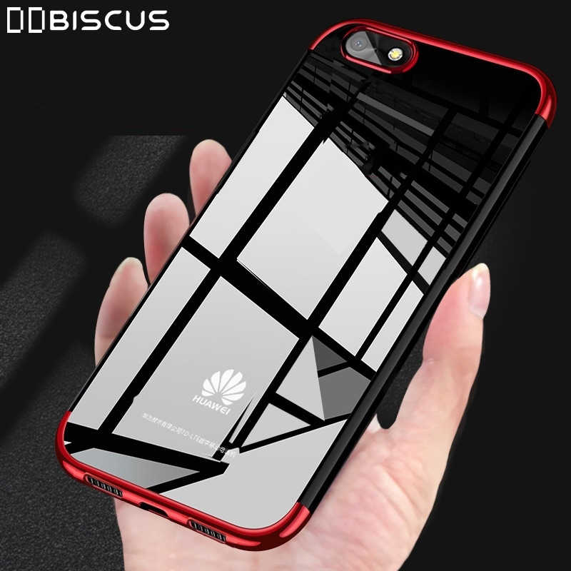 Luxury Ultra-Thin TPU Capa Silicone Soft Case For Huawei Y5 Prime 2018 DRA-LX2 Y 5 2018 DRA-L21 Y5 Lite DRA-LX5 Cover shell
