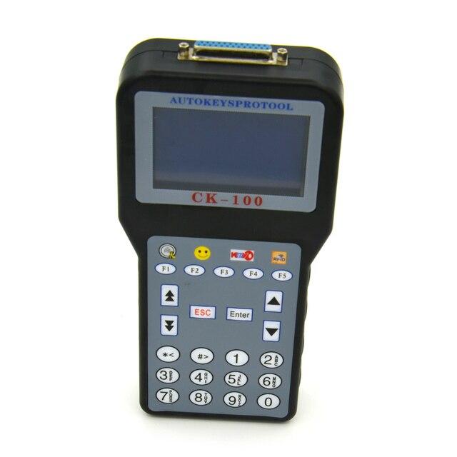 2018 Latest Generation Universal Auto Key Programmer CK100 With Multi-language transponder key programmer CK-100 V99.99