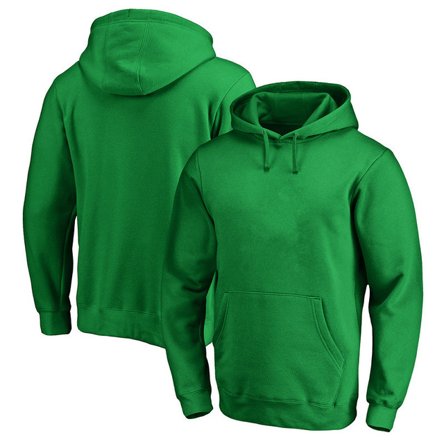 deb46b14 Yourself Design Men/Women Green Hoodies Sweatshirt New Jersey Sweatshirt  Hoodie Hip Hop Hoodies Accept Custom (Any Text & Logo)