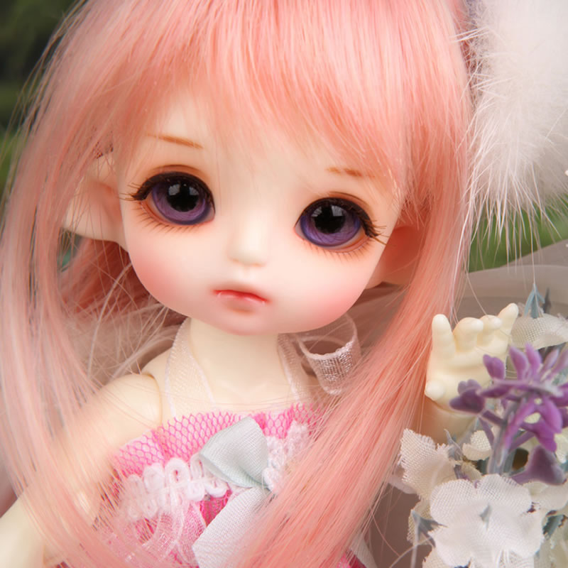 цена на New arrival 1/8 BJD Doll BJD/SD Fashion Cute LOVELY Fairy TYLTYL Resin Joint Doll For Baby Girl Gift Present