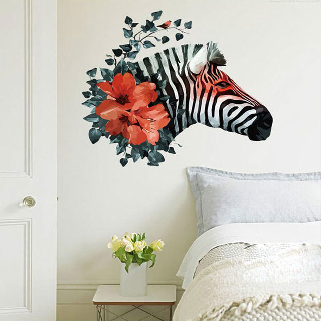 Slaapkamer woonkamer studie creatieve decoratie behang achtergrond ...
