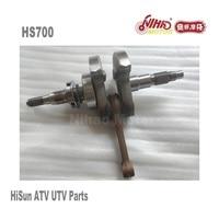 HS 01 HS700 Crankshaft Assy Hisun Parts HS1102MU 700cc HS 700 FORGE SECTOR ATV UTV Quad Engine Spare For Coleman for Cub Cadet