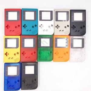 Image 1 - ゲームボーイクラシックgb dmg gboカラフルなシェルhousigカバーケースフルセット交換用ゲームボーイゲームコンソール