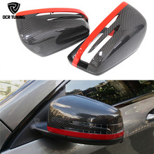 Mercedes Carbon Mirror W204 W207 W212 W176 W218 W221 Mercedes A C CLS E CLA Class Carbon Mirror Cover 1  1 Replacement