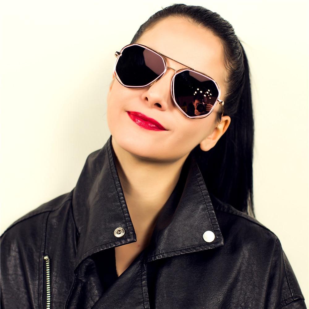 Gafas de sol Deepdee 2018 Pilot / aviators Gafas de sol Mujer / - Accesorios para la ropa