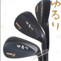 New Cooyute mens Golf Clubs YURURI TOUR Golf Wedges 52.56.60 steel Golf shaft wedges clubs set Free shipping