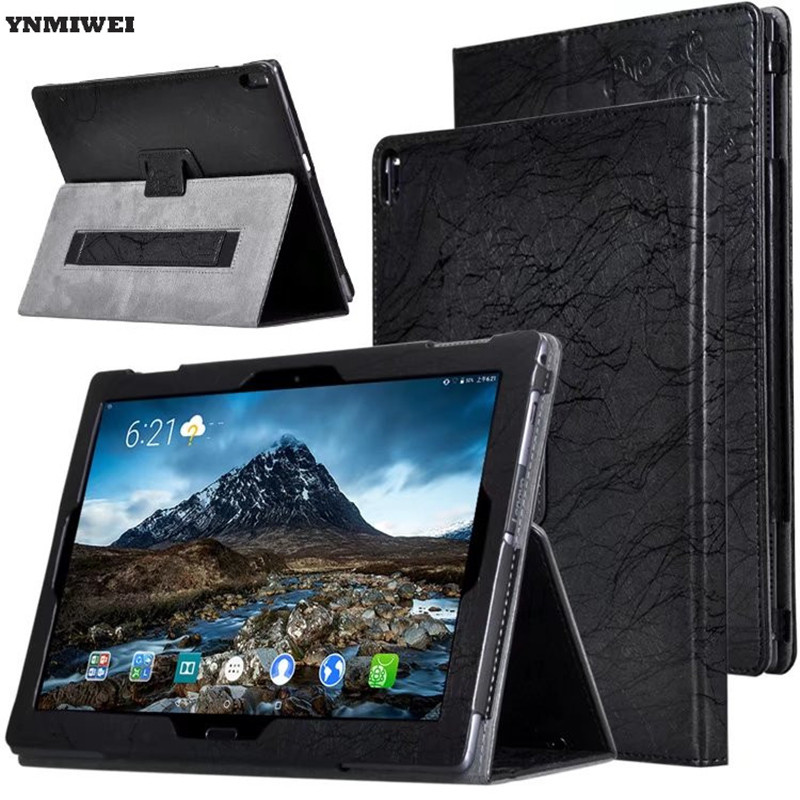 Flip Case For Lenovo Tab 4 10 Color Printing Stand Tablet Cover For Tab4 10 TB-X304F TB-X304N Fundas 10.1'' PU Leather Protector ultra thin smart flip pu leather cover for lenovo tab 2 a10 30 70f x30f x30m 10 1 tablet case screen protector stylus pen
