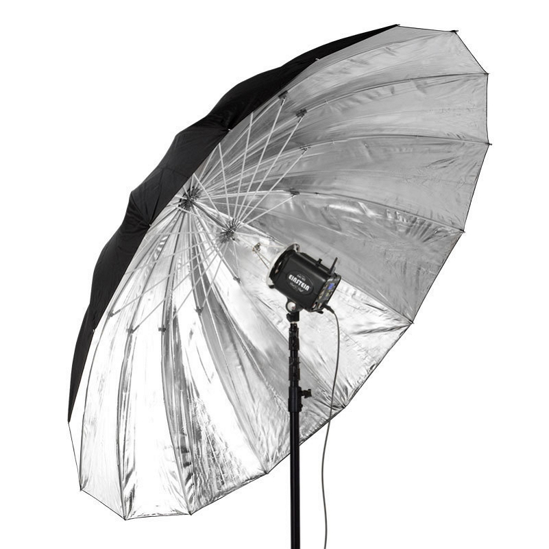 Portable Photo Studio Reflector Flash Light Photo Reflector Umbrella Soft Light Photography Umbrella Black Silver/White Umbrella qzsd portable photography reflector