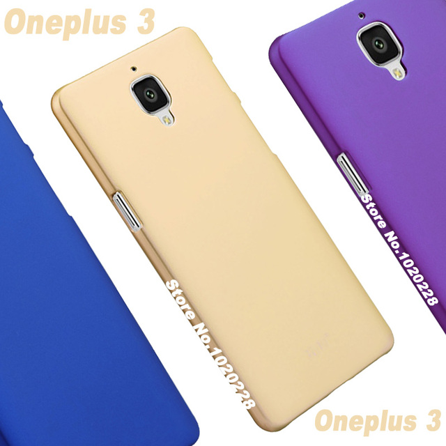 the latest 999a5 6e3bb US $1.39 30% OFF|Oneplus 3 three case cover plastic Red/Black/Blue Print pc  case for One plus 3 three case cover multi colors Oneplus 3t case-in ...