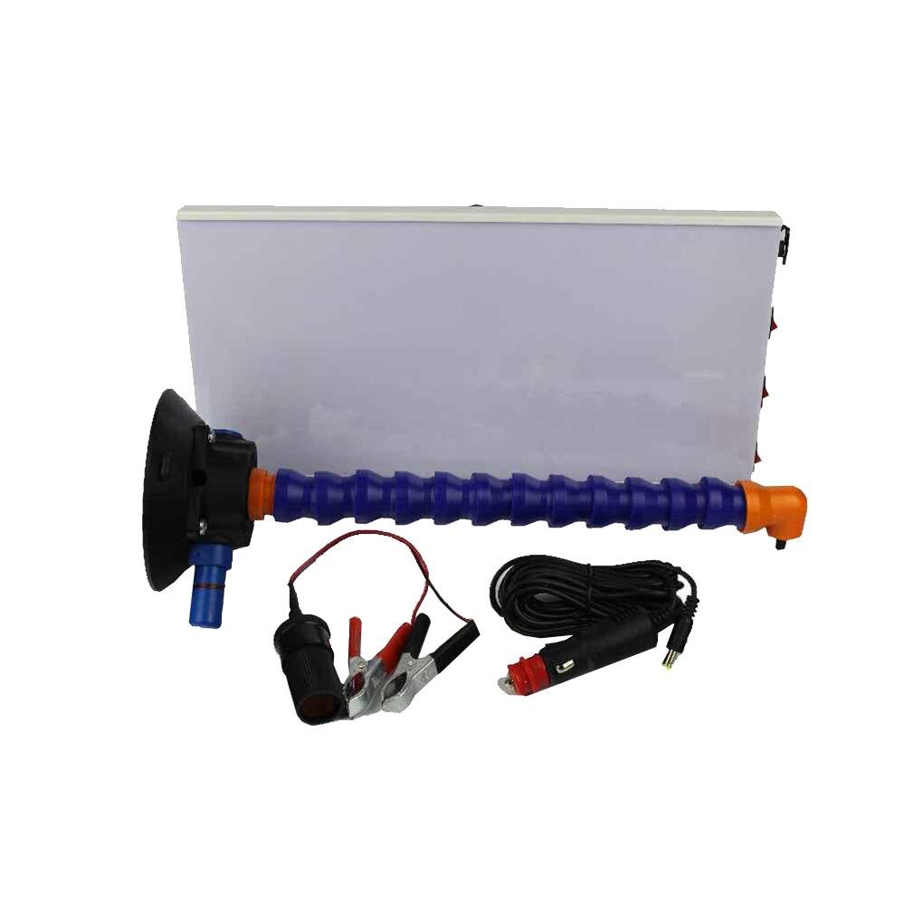 3 светодиодные полосы PDR свет авто ремонт лампы Авто тела Paintless боксе Дент тестирование ремонт PDR инструмент